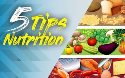 5 nutrition tips