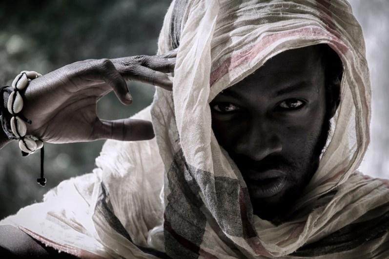 Caporal Poopa -Artiste Reggae - Photo de pochette d'album