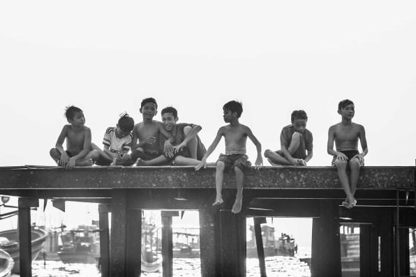 Les jeunes de Phu Quoc