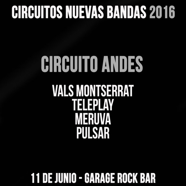 Circuito Andes 2016 Cusica Plus