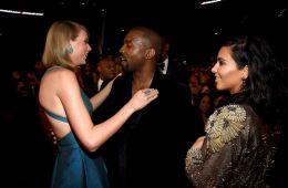 Kanye West. Taylor Swift. Conflicto. Famous. Paz. Cúsica Plus