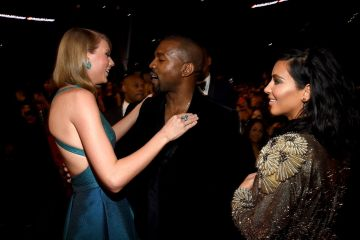 Kanye West. Taylor Swift. Conflicto. Famous. Paz. Cúsica Plus
