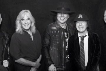 AC/DC. Cliff Williams, Bajista anuncia su retiro. Cúsica Plus