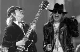 AC/DC. Axl Rose. Live Wire. En Vivo. Después de 34 años. Cúsica Plus