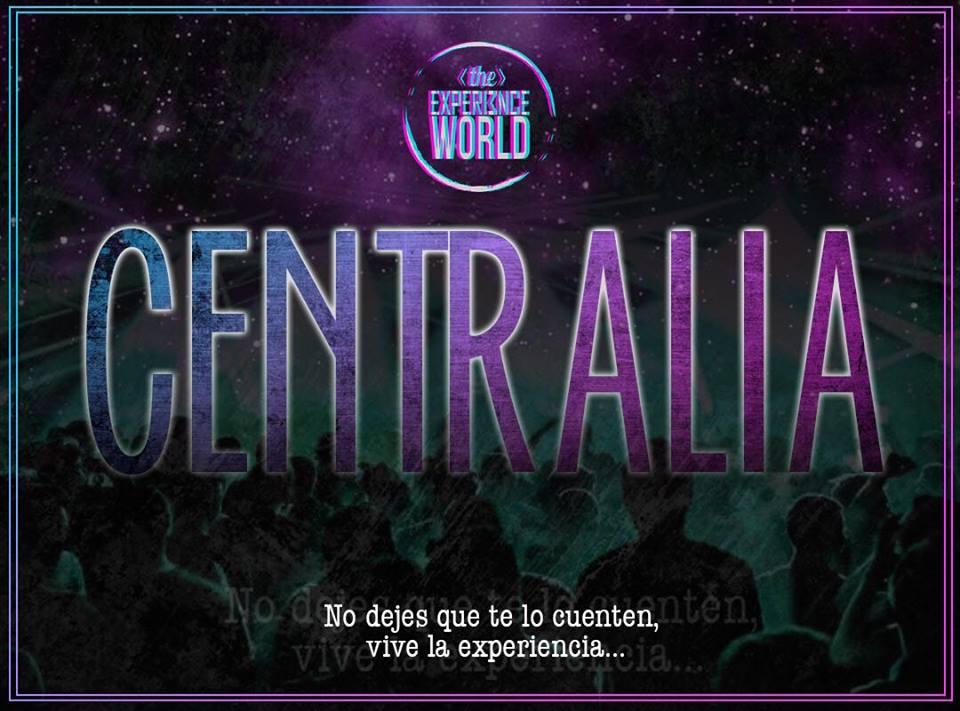 Centralia. Halloween. Eventos. Caracas, Venezuela. Cúsica Plus