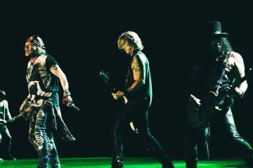 Guns N' Roses. Reunión. Entrevista. Televisión. Axl Rose. Cúsica Plus