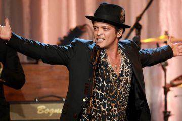 Bruno Mars se presentará por primera vez en los American Music Awards. Cúsica Plus