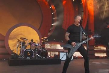 """James Hetfield dice que Metallica quiere grabar un nuevo disco """"muy pronto"""". Cusica Plus"""