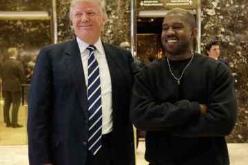 "Kanye West y Donald Trump se reúnen para discutir sobre ""un posible cargo"". Cusica Plus"
