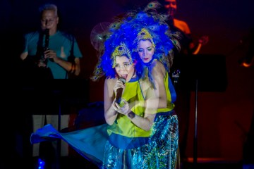 Laura Guevara cerrará el año y su Tour Más Feliz en el Centro Cultural Chacao. Cusica Plus