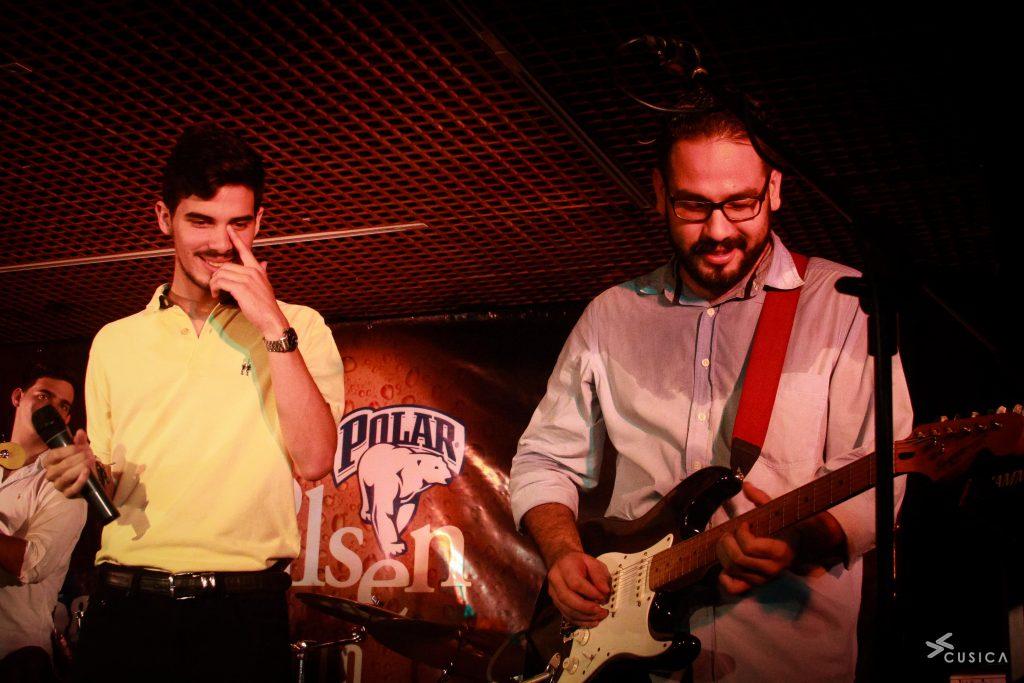 V-Rock: Tributo a Los Amigos Invisibles. Cusica Plus