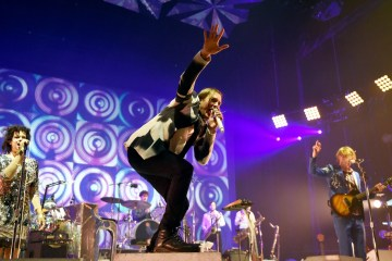 Mira dos nuevos cortes de 'The Reflektor Tapes/ Live at Earls Court' de Arcade Fire. Cusica Plus