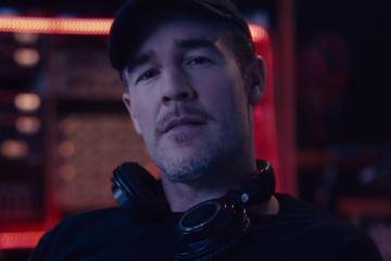 James Van Der Beek protagonizará una serie inspirada en Diplo. Cusica Plus