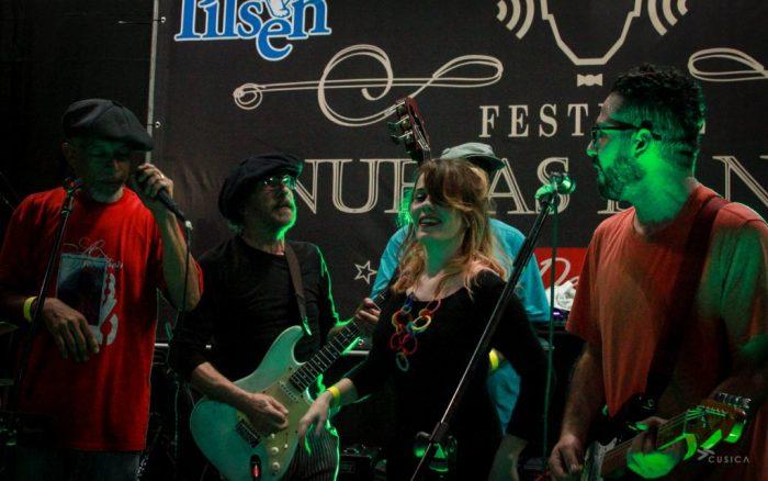 Technicolor y Pólyman ganan Festival Nuevas Bandas Delux. Cusica Plus.
