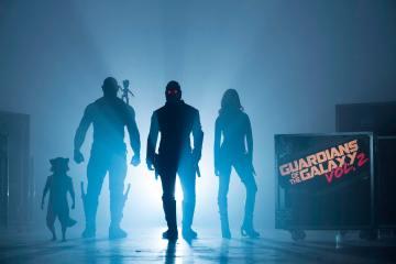Publican mixtape hecho por elenco de Guardianes de la Galaxia. Cusica plus