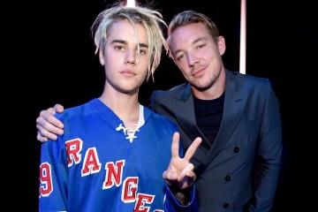 Justin Bieber rapea en el nuevo sencillo de Diplo. Cusica plus.