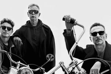 """Depeche Mode aprovecha la tecnología 360 para acercarnos a una interpretación de """"Going Backwards"""""""