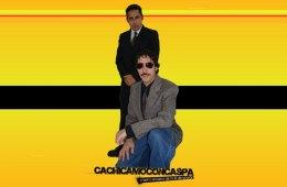 """Cachicamoconcaspa se une a Jorge Glem para su """"Uptown Funk"""" raspa canilla. Cusica plus."""