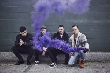 "Pierdete entre realidades junto a Fall Out Boy y Jaden Smith en el video de ""Champion"". Cusica plus."