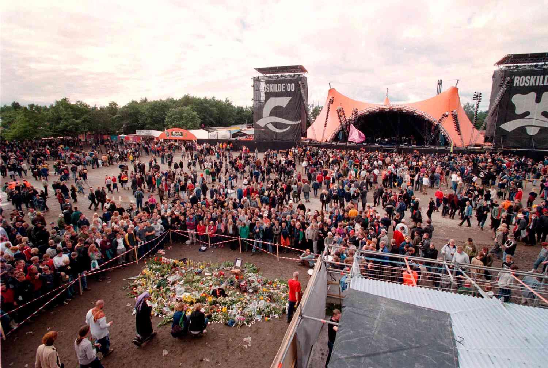 Tragedia de Roskilde, la pesada cruz de Pearl Jam | CusicaPlus