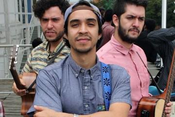 Alberto Arcas de Okills anuncia que ya tienen nueva música lista . Cusica Plus.