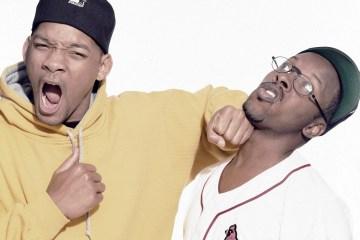 Will Smith estrena en vivo su nueva colaboración con Dj Jazzy Jeff. Cusica Plus.