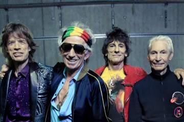 Viaja a 2000 años luz junto a Los Rolling Stones. Cusica plus.