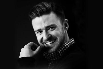 Justin Timberlake versionó a Sam Cooke en la apertura de su gira norteamericana. Cusica Plus.