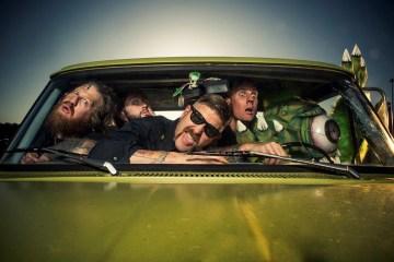 Escucha el nuevo EP de Mastodon 'Cold Dark Place'. Cusica Plus.