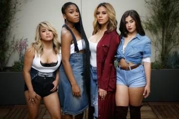 Fifth Harmony y Pitbull próximamente lanzarán algo juntos. Cusica plus.