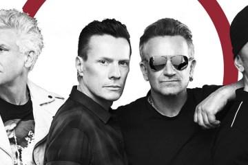 U2 versiona a Marvin Gaye para Spotify. Cusica Plus.