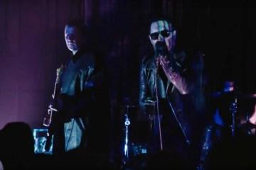 Trent Reznor y Atticus Ross desarman uno de los temas de Nine Inch Nails. cusica plus.