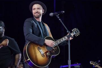 Justin Timberlake pareciera irse al bosque en su próximo álbum. Cusica plus.