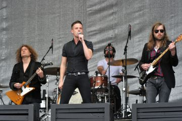 The Killers versiona a The Smiths en Los Angeles. Cusica Plus.