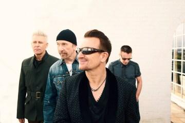 U2 se presentó en el metro de Berlín. Cusica Plus.