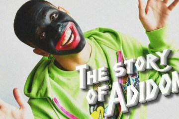 story of adidon