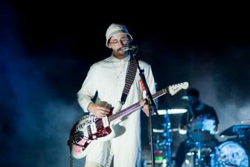 Beavis and Buthead abren los conciertos de la gira de Portugal. The Man. Cusica Plus.