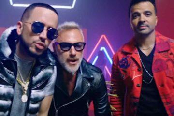 """""""Sigamos Bailando"""" es el nuevo tema de Gianluca Vacchi, Luis Fonsi y Yandel. Cusica Plus."""