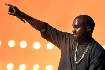 Kanye West se presentará en el programa de Jimmy Kimmel. Cusica Plus.