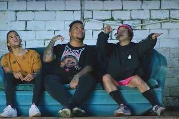 """""""Baile del Hindú"""" de Akapellah, Big Soto y Trainer ya tiene su propio videoclip. Cusica Plus."""
