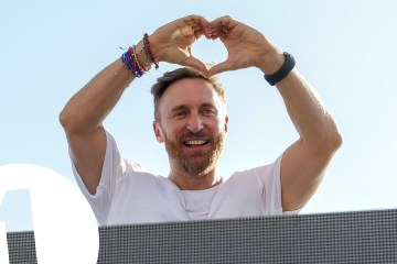 David Guetta publicó su nuevo disco '7' con J Balvin, Nicki Minaj, Willy William y más. Cusica Plus.