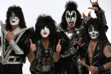 Kiss anuncia las fechas para Reino Unido de su última gira llamada 'End Of The Road'. Cusica Plus.