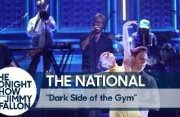 The National y Post Malone se presentaron en The Tonight Show de Jimmy Fallon. Cusica Plus.