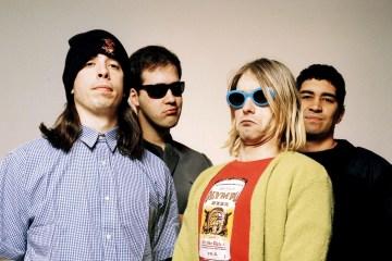 Los sobrevivientes de Nirvana se reunieron en el Festival Cal Jam. Cusica Plus.