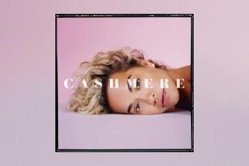 """Rita Ora comparte su nuevo sencillo """"Cashmere"""". Cusica Plus."""