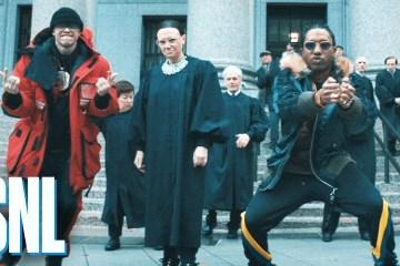"Saturday Night Live le rinde tributo a jueza de la Corte Suprema con el ""RBG Rap"". Cusica Plus."