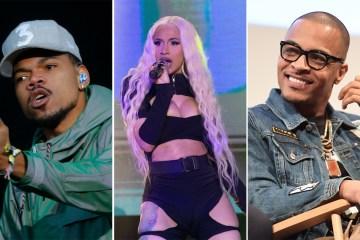 Cardi B, Chance The Rapper y T.I. serán los jurados en la nueva competición de hiphop de Netflix. Cusica Plus.
