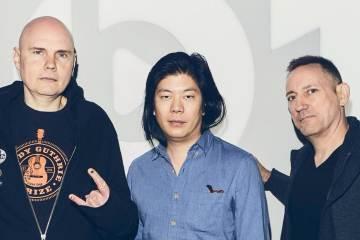 The Smashing Pumpkins se encuentra reeditando su disco 'Machina'. Cusica Plus.