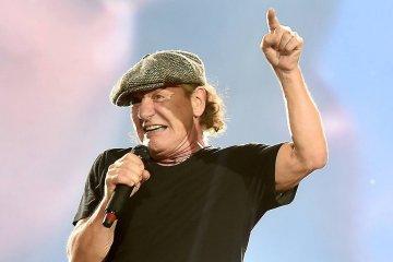 Brian Johnson afirma que AC/DC está trabajando en un nuevo nuevo disco. Cusica Plus.