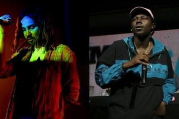"Tame Impala y Theophilus London muestran su tema juntos ""Whiplash"". Cusica Plus."